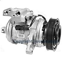 77379 A/C Compressor Sold individually with Clutch, 6-Groove Pulley