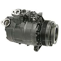 77396 A/C Compressor Sold individually With clutch, 5-Groove Pulley