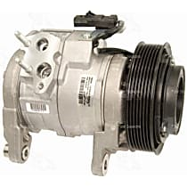 78398 A/C Compressor Sold individually with Clutch, 7-Groove Pulley