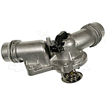85955 Thermostat Housing - Natural, Aluminum, Direct Fit, Sold individually