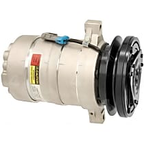 98248 A/C Compressor Sold individually With clutch, 1-Groove Pulley