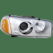 Headlight - Passenger Side, For Denali, With Bulb(s)