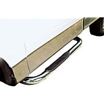 Go Rhino Sumatra 4000 Polished Nerf Bars, Covers Cab Length - Set of 2