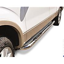 4104PS Go Rhino Sumatra 4000 Polished Nerf Bars, Covers Cab Length - Set of 2
