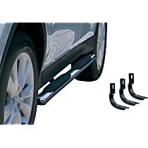 684423971PS OE Xtreme SideSteps Series Polished Nerf Bars, Covers Cab Length - Set of 2