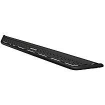 D10052T D1 Dominator Series Textured Black Nerf Bars, - Set of 2