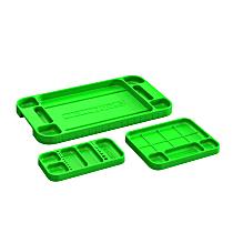 22417 Flexi-Tray Silicone Tool Tray Set - 3 Piece