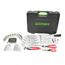 121 Piece Mechanic's Tool Set