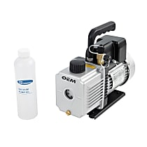 24501 4 CFM Single Stage Vacuum Pump