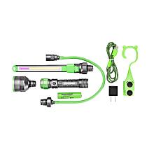 24648 Rechargeable Multi-Head Work Light Set