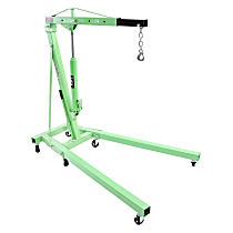 24830 2 Ton Folding Engine Shop Crane