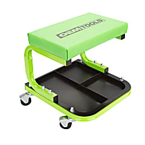 24948 Cushioned Creeper Seat with Tool Tray