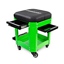 24993 Workshop Creeper Seat (Green)