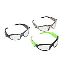 26021 LED Safety Glasses (3 Pack Variety)
