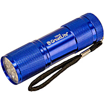 32848 GreatLite Mini 9 LED Aluminum Flashlight