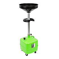 87032 9 Gallon Upright Portable Oil Drain