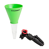 Fast-Clamp Universal Oil Funnel