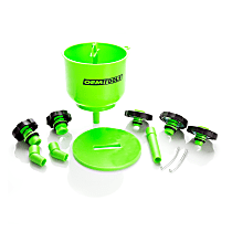 Professional No-Spill Coolant Funnel Kit