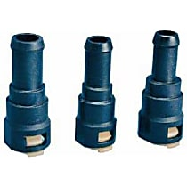 Gates 28500 Heater Hose Fitting - Direct Fit, Sold individually