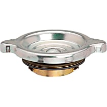 31066 Oil Filler Cap - Chrome, Steel, Direct Fit, Sold individually