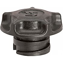 Gates 31275 Oil Filler Cap - Black, Plastic, Direct Fit, Sold individually