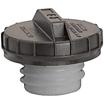 31612 Gas Cap - Black, Non-locking, Direct Fit, Sold individually