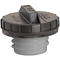 Gates 31612 Gas Cap - Black, Non-locking, Direct Fit, Sold individually