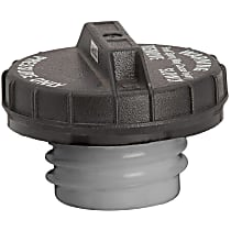 31613 Gas Cap - Black, Non-locking, Direct Fit, Sold individually