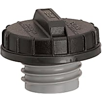 31615 Gas Cap - Black, Non-locking, Direct Fit, Sold individually