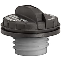 Gates 31637 Gas Cap - Black, Non-locking, Direct Fit, Sold individually