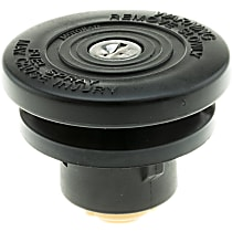 Gates 31670 Gas Cap - Chrome, Locking, Direct Fit, Sold individually