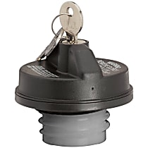 Gates 31675 Gas Cap - Black, Locking, Direct Fit, Sold individually