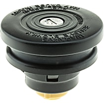 Gates 31691 Gas Cap - Chrome, Locking, Direct Fit, Sold individually