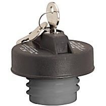 31734 Gas Cap - Black, Locking, Direct Fit, Sold individually