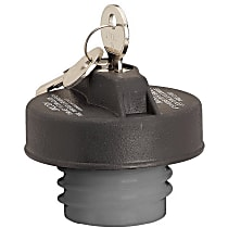 Gates 31734 Gas Cap - Black, Locking, Direct Fit, Sold individually