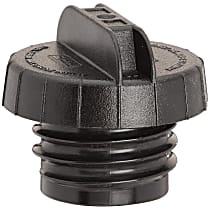 31748 Gas Cap - Black, Non-locking, Direct Fit, Sold individually
