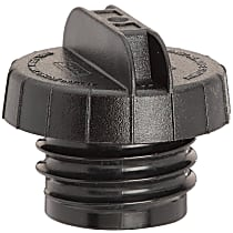 Gates 31748 Gas Cap - Black, Non-locking, Direct Fit, Sold individually