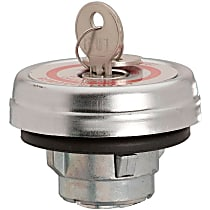 Gates 31761 Gas Cap - Natural, Locking, Direct Fit, Sold individually