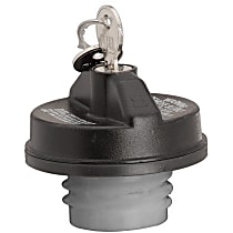 Gates 31778 Gas Cap - Black, Locking, Direct Fit, Sold individually