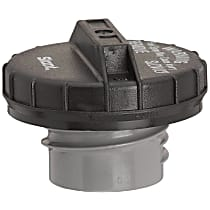 31831 Gas Cap - Black, Non-locking, Direct Fit, Sold individually