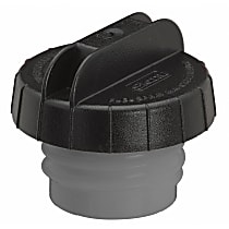 31832 Gas Cap - Black, Non-locking, Direct Fit, Sold individually