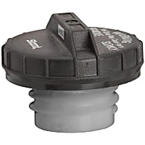 31833 Gas Cap - Black, Non-locking, Direct Fit, Sold individually