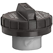 31838 Gas Cap - Black, Non-locking, Direct Fit, Sold individually