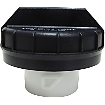31843 Gas Cap - Black, Non-locking, Direct Fit, Sold individually