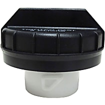 Gates 31843 Gas Cap - Black, Non-locking, Direct Fit, Sold individually