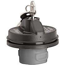 Gates 31856 Gas Cap - Black, Locking, Direct Fit, Sold individually