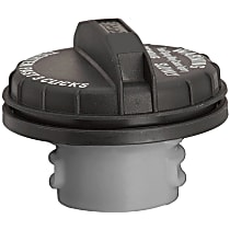 Gates 31857 Gas Cap - Black, Non-locking, Direct Fit, Sold individually