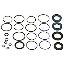 348458 Steering Rack Seal Kit - Direct Fit, Kit