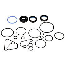 Gates 348610 Steering Rack Seal Kit - Direct Fit, Kit