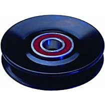 Gates 36103 Accessory Belt Idler Pulley - Direct Fit, Sold individually